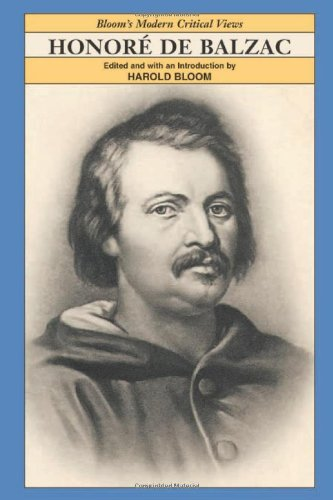 Honore de Balzac (Bloom's Modern Critical Views (Hardcover)): Pamela Loos