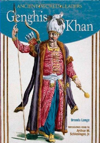 9780791072226: Genghis Khan (Ancient World Leaders)