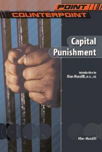 Capital Punishment (Point/Counterpoint): Marzilli, Alan