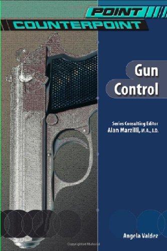 Gun Control (Point/Counterpoint): Valdez, Angela