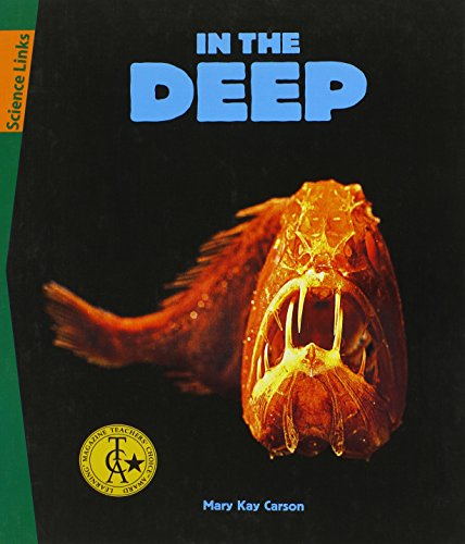9780791074206: In the Deep (Science Links)