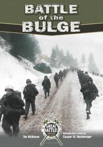 9780791074350: Battle of the Bulge (Great Battles Through the Ages)