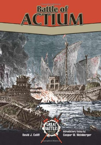9780791074404: Battle of Actium (Great Battles Through the Ages)