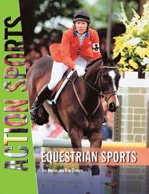 Equestrian Sports (ACT Sports) (Action Sports (Chelsea House Publications)): Ron Thomas