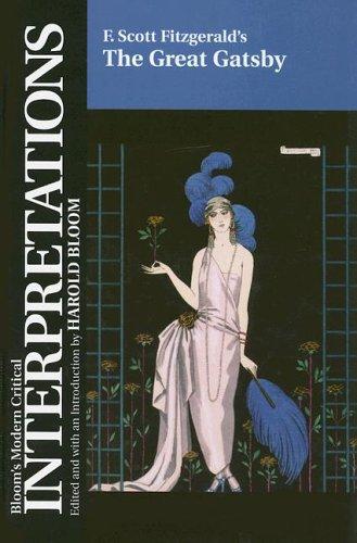 "9780791075777: F. Scott Fitzgerald' S ""The Great Gatsby"" (Bloom's Modern Critical Interpretations)"