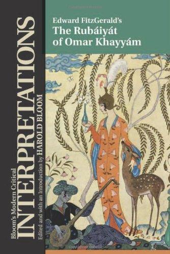 Janyce Marson's Rubaiyat of Omar Khayyam (Bloom's: Edward FitzGerald