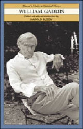 9780791076644: William Gaddis (Bloom's Modern Critical Views)