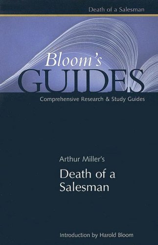 9780791077634: Death of a Salesman (Bloom's Guides)