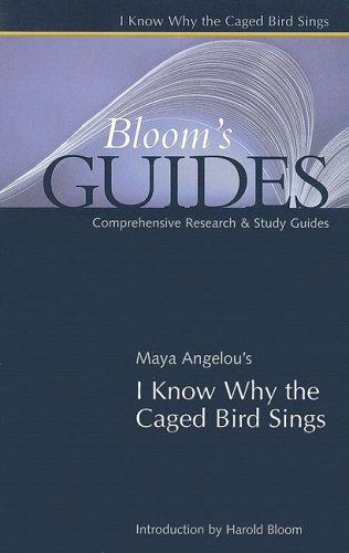 9780791077689: I know Why the Caged Bird Sings (Blooms Guides)