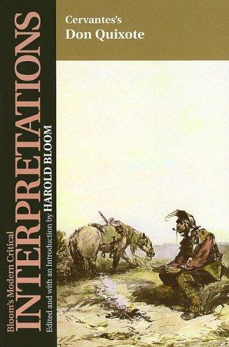 9780791077962: Don Quixote (Modern Critical Interpretations)