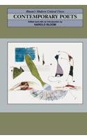 9780791078044: Contemporary Poets (Bloom's Modern Critical Views)