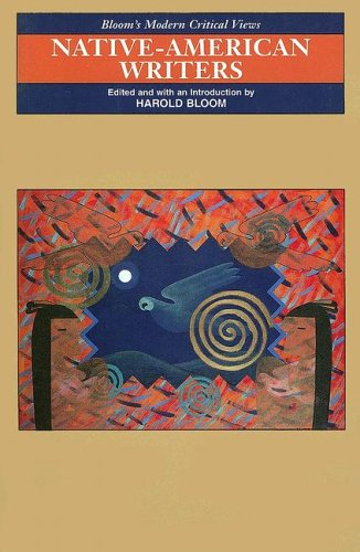 Native-American Writers (Bloom's Modern Critical Views)