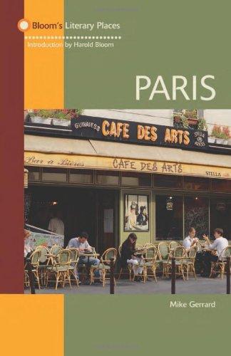 9780791078402: Paris (Bloom's Literary Places)