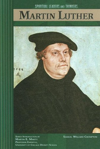 9780791078631: Martin Luther (Spiritual Leaders and Thinkers)