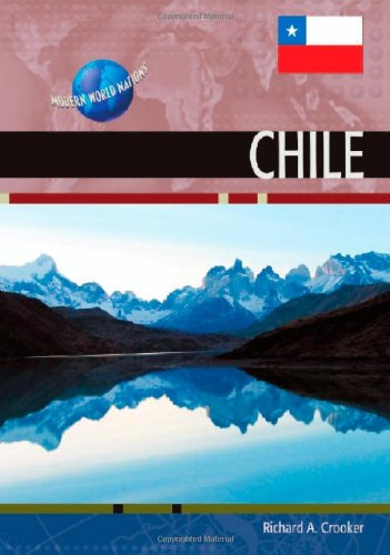 9780791079126: Chile (Modern World Nations)