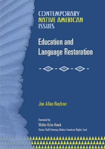 9780791079706: Education and Language Restoration: Assimilation Versus Cultural Survival (Contemporary Native American Issues)