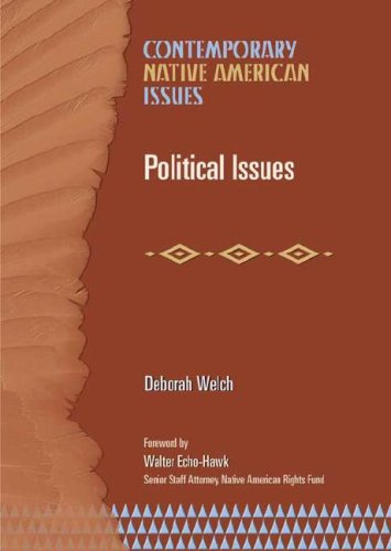 9780791079720: Political Issues (Contemporary Native American Issues)