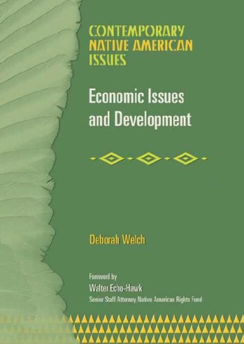 9780791079737: Economic Issues and Development (Contemporary Native American Issues)