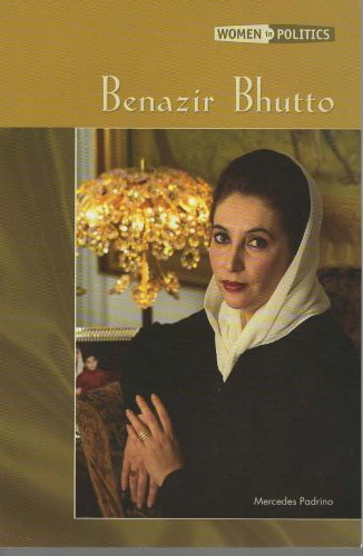 Benazir Bhutto (Women in Politics) - Anderson, Mercedes Padrino