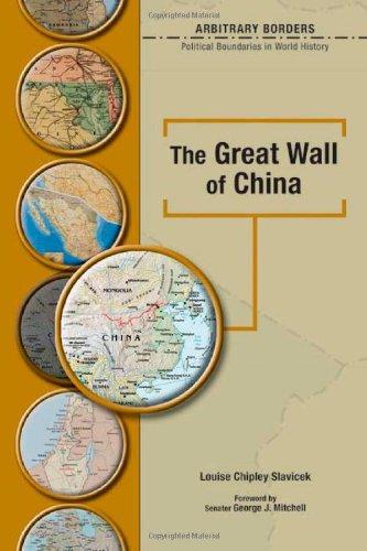 The Great Wall of China (Arbitrary Borders): Slavicek, Louise Chipley