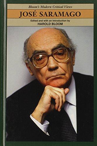 Jose Saramago: Harold Bloom, Editor
