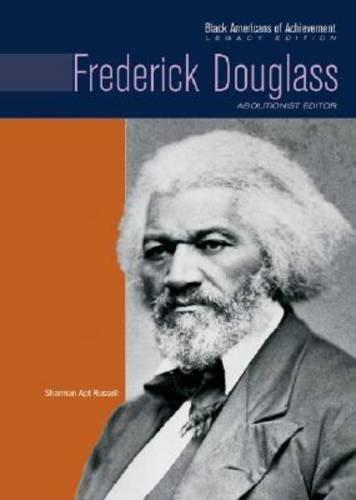 9780791081570: Frederick Douglass: Abolitionist Editor (Black Americans of Achievement)
