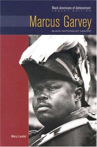 9780791081594: Marcus Garvey: Black Nationalist Leader (Black Americans of Achievement)
