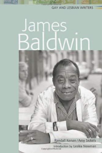 9780791082218: James Baldwin (G& Lw) (Gay and Lesbian Writers)