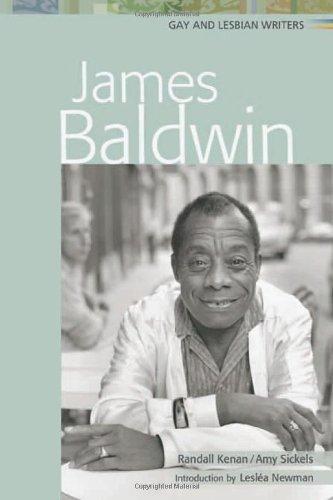 9780791082218: James Baldwin (Gay & Lesbian Writers)