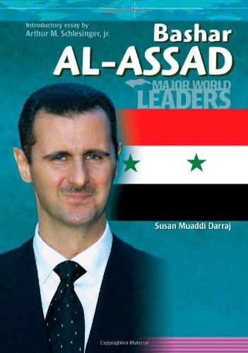 9780791082621: Bashar Al-Assad (Mwl) (Major World Leaders (Hardcover))