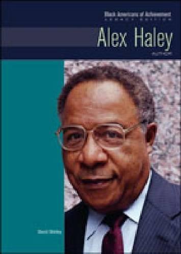 9780791083697: Alex Haley (Black Americans of Achievement)