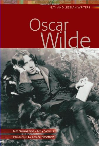 9780791083888: Oscar Wilde (Gay and Lesbian Writers)