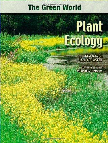 9780791085660: Plant Ecology (Green World (Chelsea House))