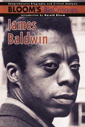 9780791085752: James Baldwin (Bloom's BioCritiques)