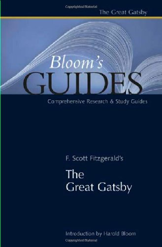 9780791085806: F. Scott Fitzgerald's The Great Gatsby (Bloom's Guides)