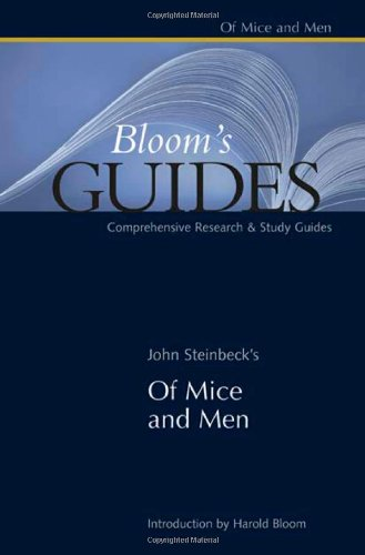9780791085813: Of Mice and Men (Bloom's Guides)