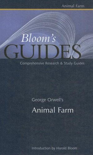 9780791085837: Animal Farm (Bloom's Guides)