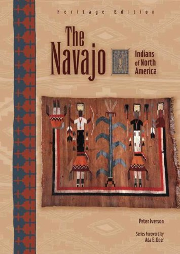 9780791085950: The Navajo (Indians of North America: Heritage Edition)