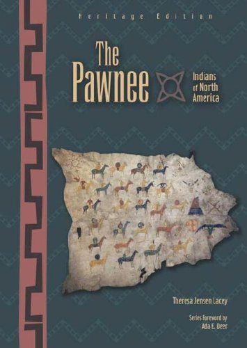 9780791085998: The Pawnee (Indians of North America)