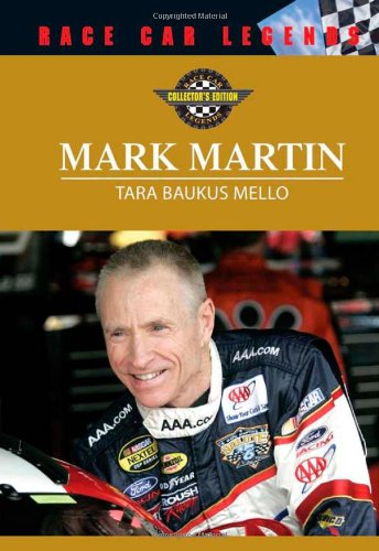 9780791086643: Mark Martin (Race Car Legends)