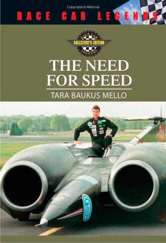 9780791086674: The Need for Speed (Race Car Legends: Collector's Edition)