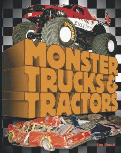 9780791086896: Monster Trucks & Tractors (Race Car Legends)