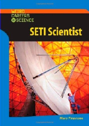 9780791087015: SETI Scientist (Weird Careers in Science)