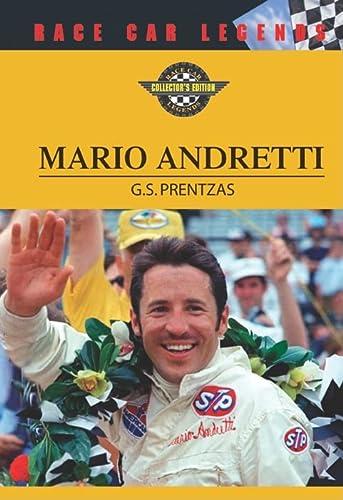 9780791087558: Mario Andretti (Race Car Legends)