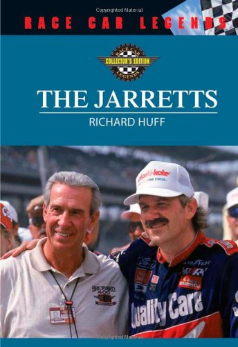 9780791087626: The Jarretts (Race Car Legends: Collector's Edition)