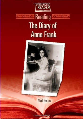 9780791088296: Reading the Diary of Anne Frank (Engaged Reader)