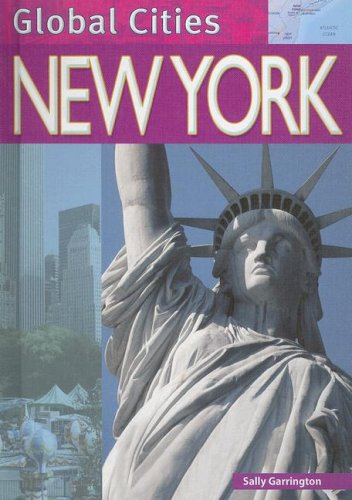 9780791088531: New York (Global Cities) [Idioma Inglés]
