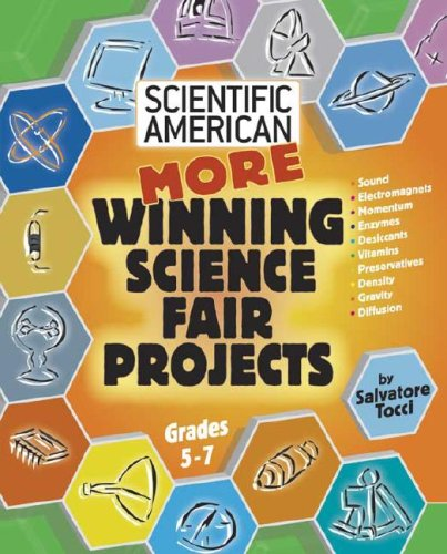 9780791090572: More Winning Science Fair Projects (Scientific American Science Fair Projects)
