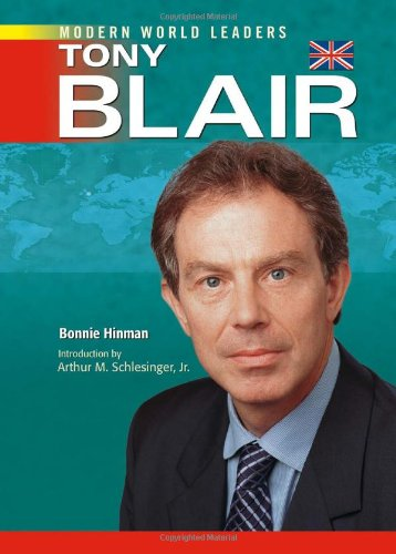 Tony Blair (Major World Leaders): Bonnie Hinman