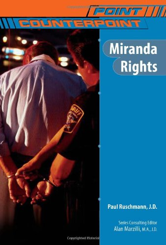 9780791092293: Miranda Rights (Point/Counterpoint)